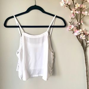 UO / SILENCE AND NOISE / WHITE TANK
